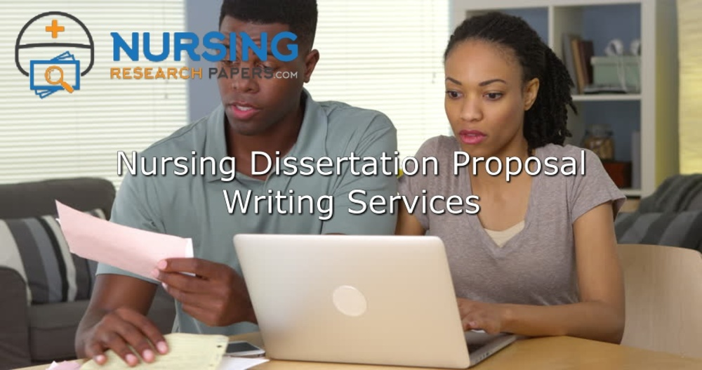 Nursing Dissertation Proposal Writing Services