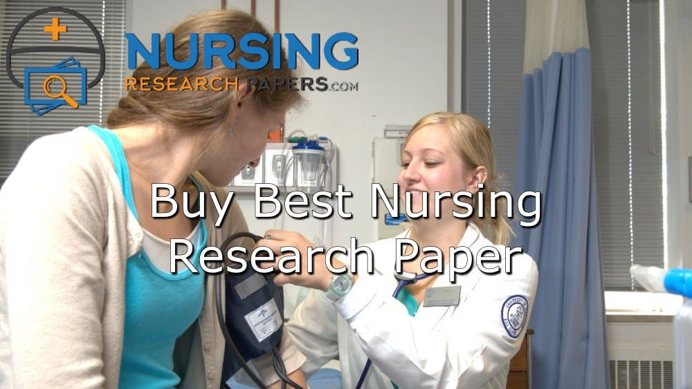 Buy best nursing research paper