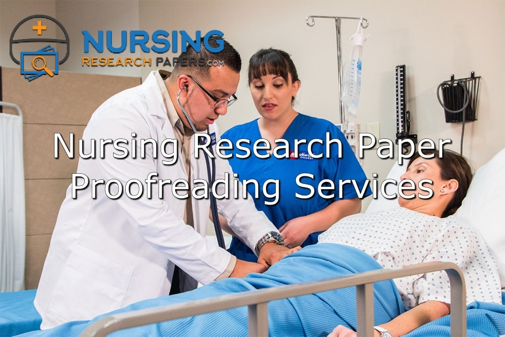Dissertation Proofreading Service Nursing