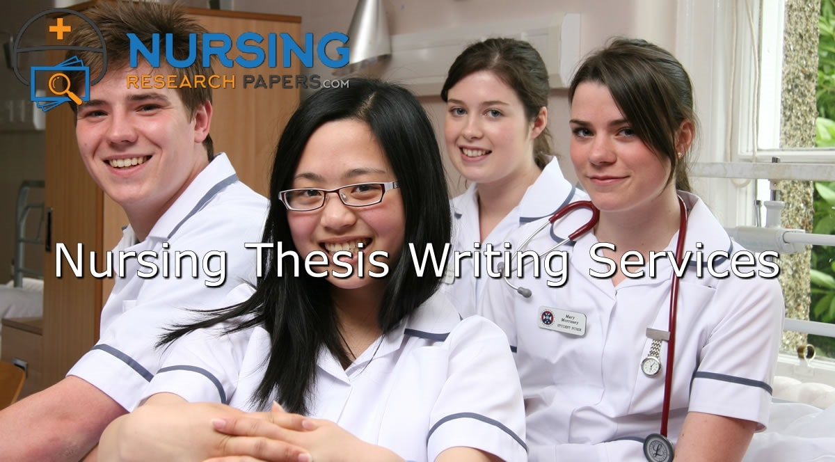 Nursing Thesis Writing Services