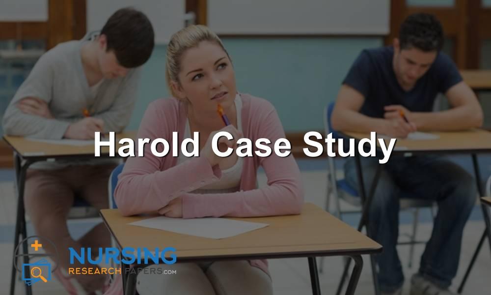 Harold Case Study